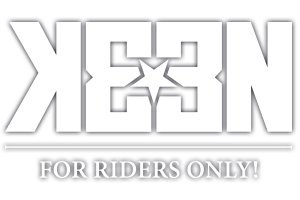KE3N – For Riders Only! Logo