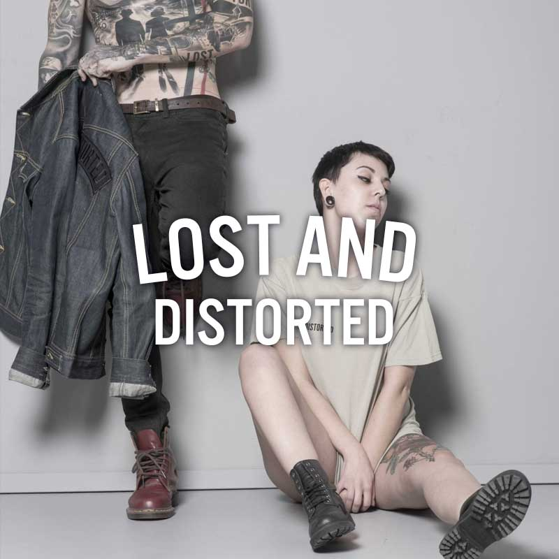 LOST & DISTORTED